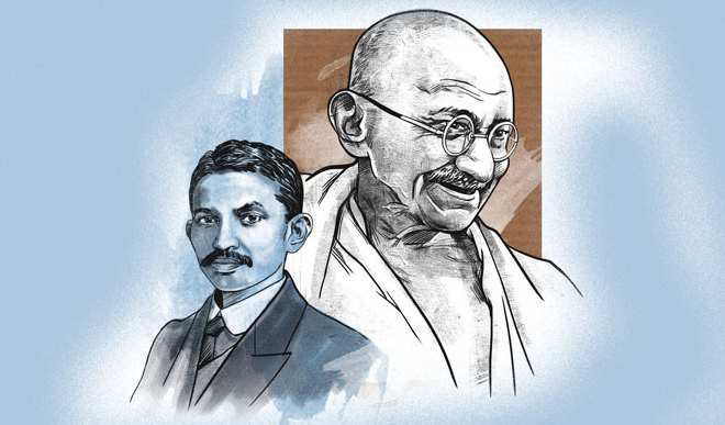 The Books That Shaped Gandhi