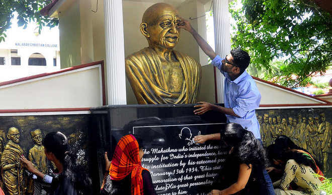 Are Mahatma's Words Relevant Today?