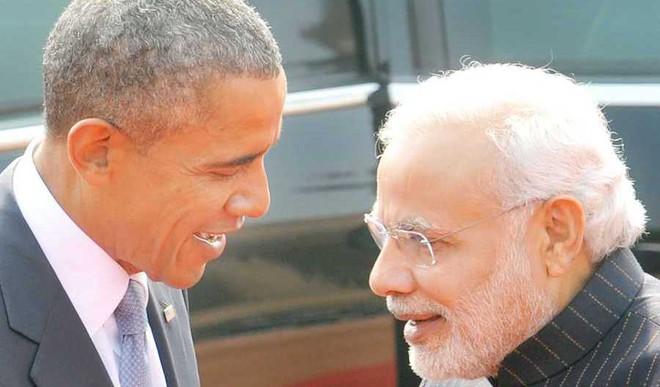 Paris Deal:Obama Tweets Praise, PM Responds