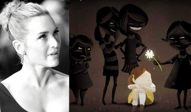 Must Watch: Kate Winslet's Anti-Bullying Film