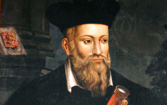 The Future According To Nostradamus