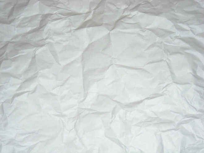 Why does crumpling paper make so much noise?