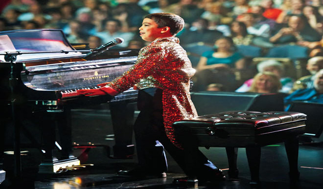 Youngest Solo Pianist
