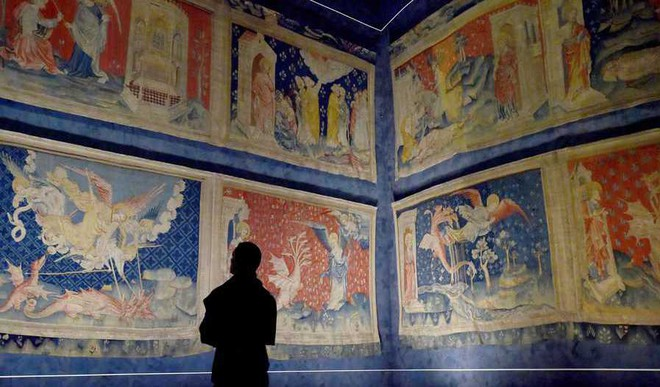 France's Apocalypse Tapestry To Be Restored