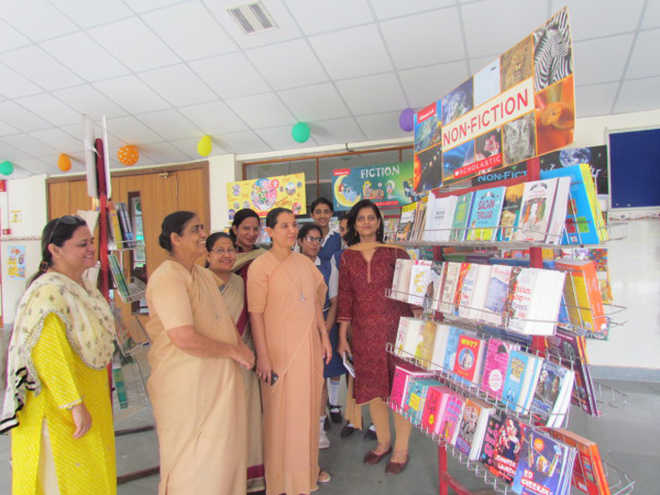 Carmel Convent Launches Annual Book Fair