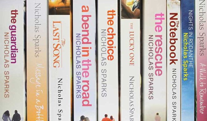 Are You A Nicholas Sparks' Fan?