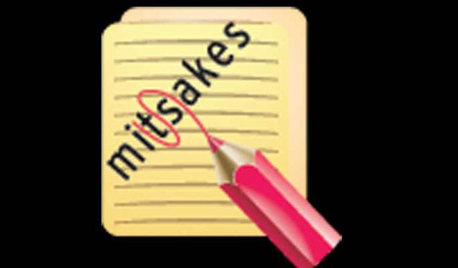 Updated: Common Grammatical Mistakes