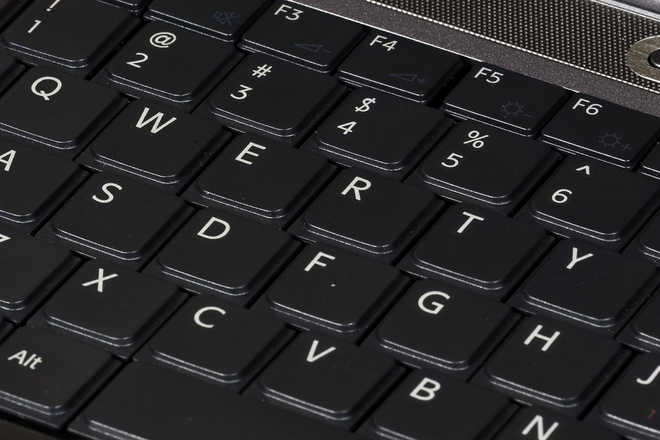 Intelligent keyboard