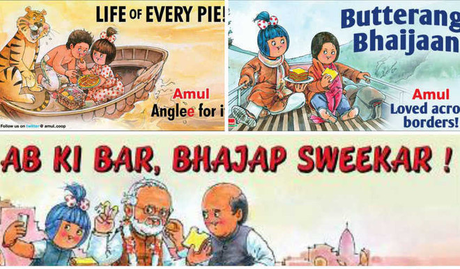 Amul Girl Turns 50, Meet The Team That Keeps Her Going