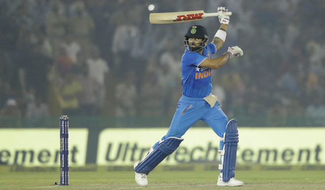 Kohli's 154* Takes India to Victory