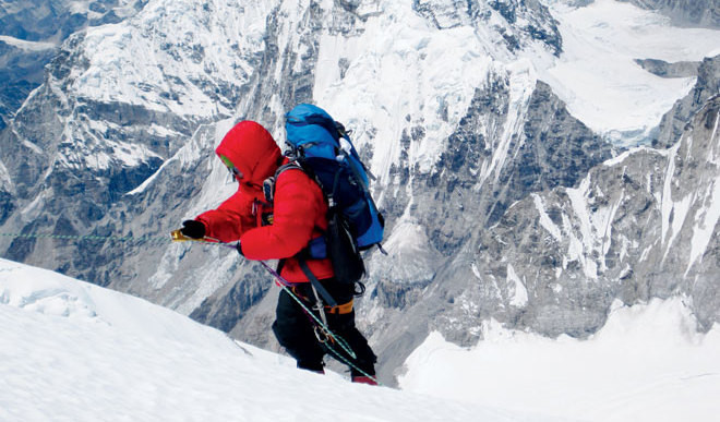 Youngest To Climb Everest