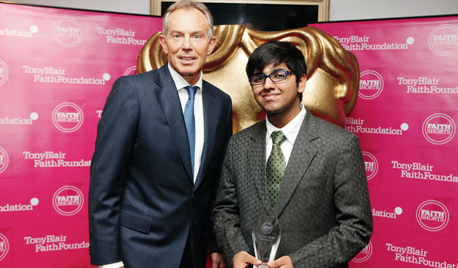 Youngster Wins BAFTA Award