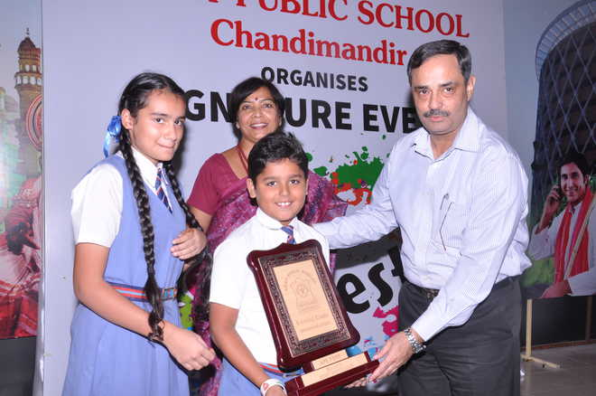 School Holds Signature Event- APS Fest 2016