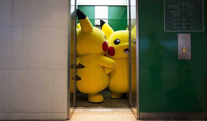 How To Behave In A Lift?