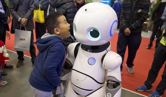 Let's Discuss: Can Robots Be Teachers?