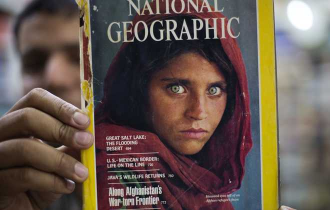 National Geographic's Famous 'Afghan Girl' Arrested In Pak