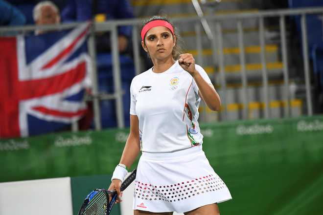 Sania Retains World No. 1 Status For Second Successive Year