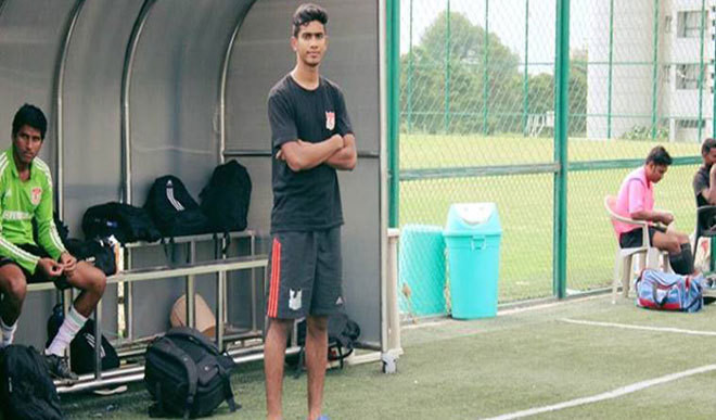 19-Year-Old's Dream To Play For India