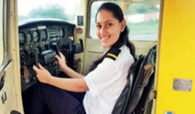 Girl Aims To Get Licence At 16