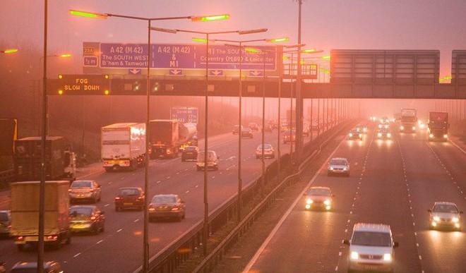 Court Rebukes UK Air Pollution Plans
