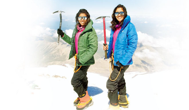 The Everest Twins
