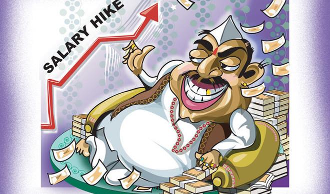 Do Parliamentarians Deserve 100% Pay Hike?