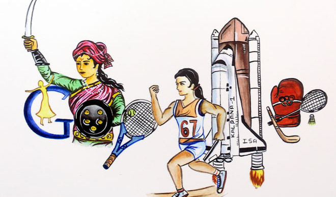 Meet The Finalists Of Doodle Competition
