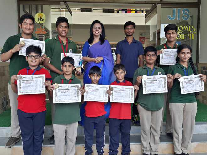 A new era in sports at Jain International School