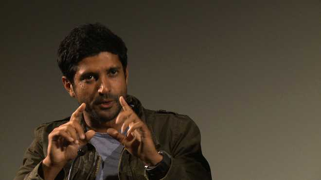 Farhan Akhtar Breaks His Silence