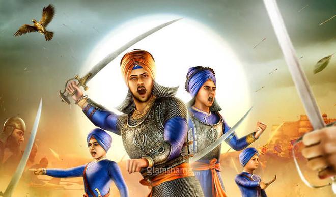 Sikhing Revenge
