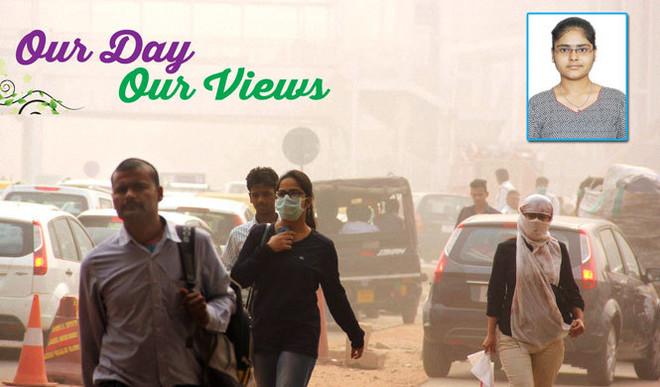 Decorated Eco Crusader Priyanka On Tackling Pollution