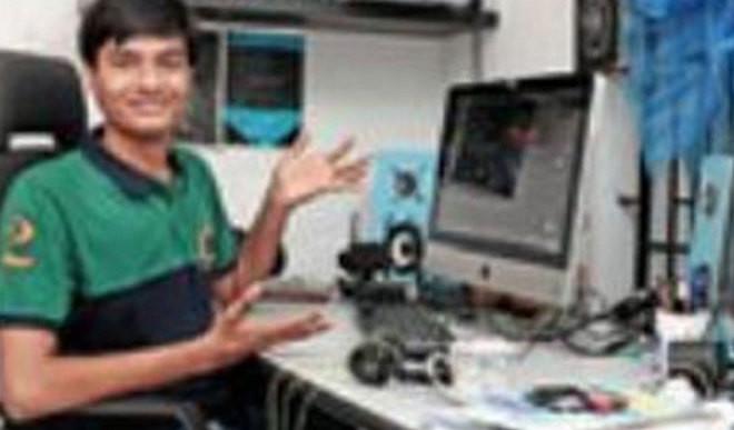 Dark Matter Video Puts Kid In Limelight
