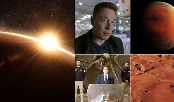 Must Watch: NatGeo's New Show On Mars