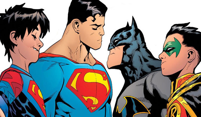 Who Would Be A Better Dad: Batman Or Superman?