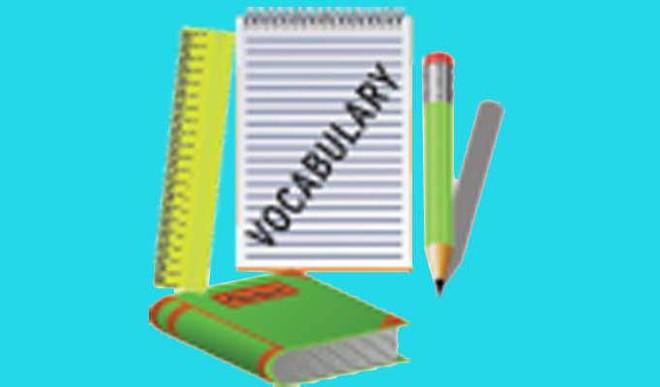 Updated: Vocabulary Builder