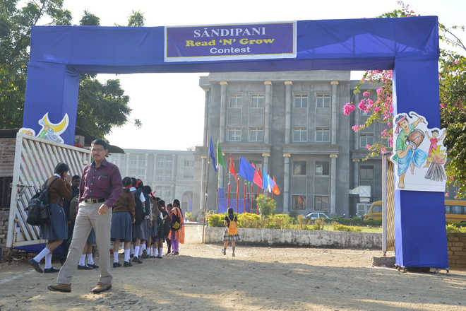 Get ready for  Read 'N' Grow  contest at Sandipani