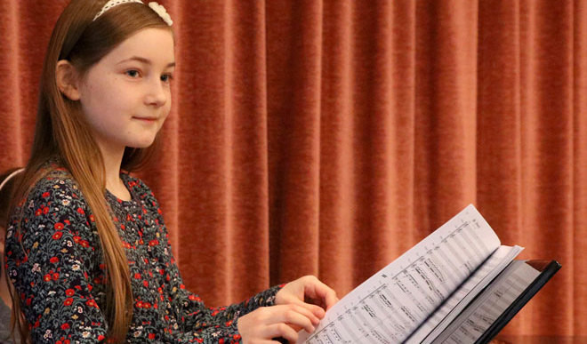 The 11-Year-Old Opera Composer