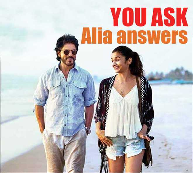 Alia Bhatt Answers Your Queries