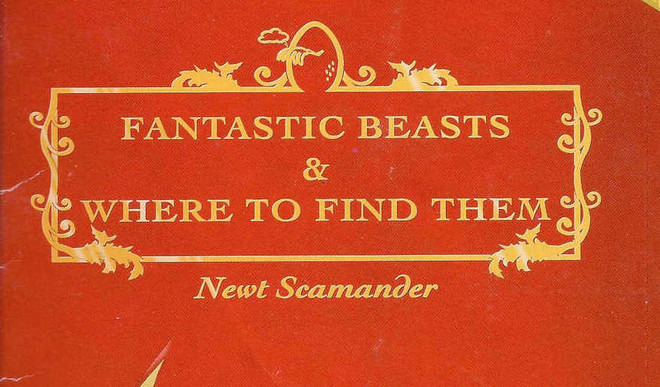 Review Of Fantastic Beasts...The Book