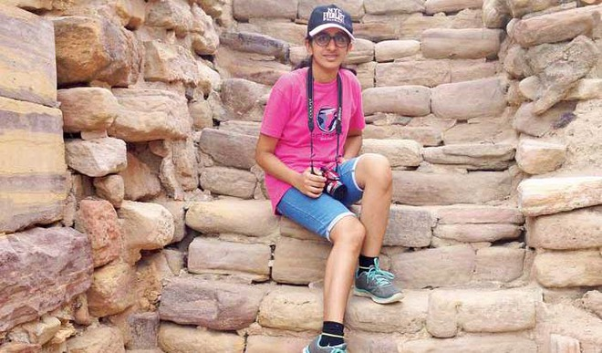 Sanaa Mashruwala: Back to History