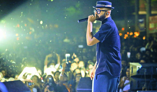 B-Wood Music Has Got Stereotyped:Benny Dayal