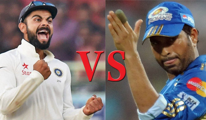 Big Debate: Is Virat Better Than Sachin?