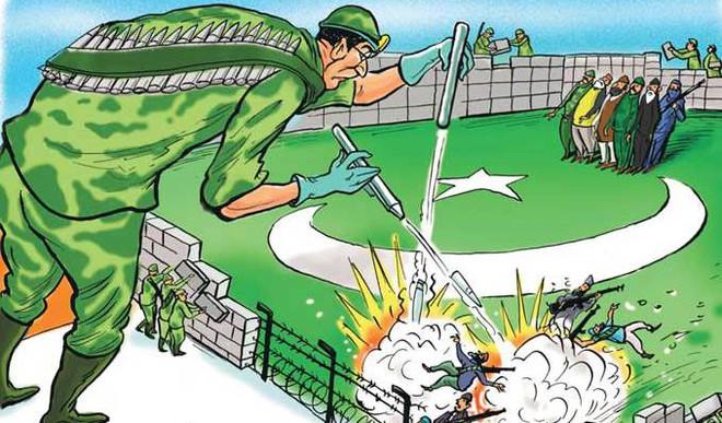 Shoud India Declare Pak A Terror State?