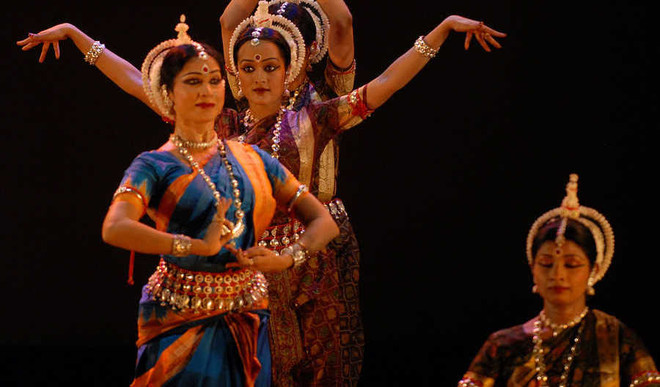 India's Classical Dance Is Back En Vogue