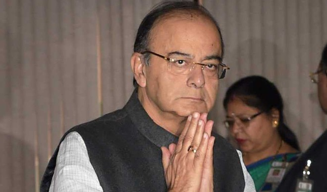 Reduce The Use Of Currency, Go Digital: Jaitley