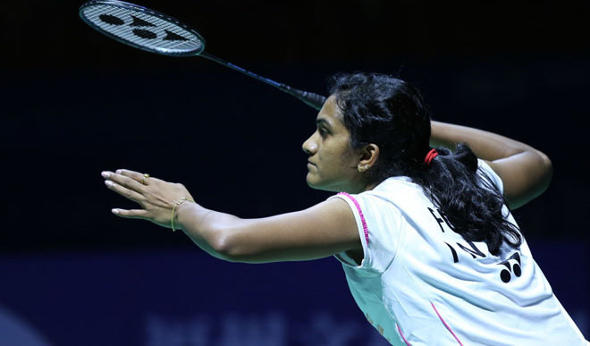 Sindhu Loses In Hong Kong Open