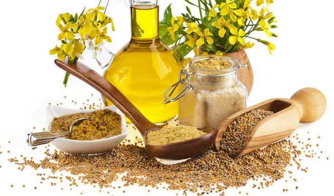 4 Reasons To Use Mustard Oil