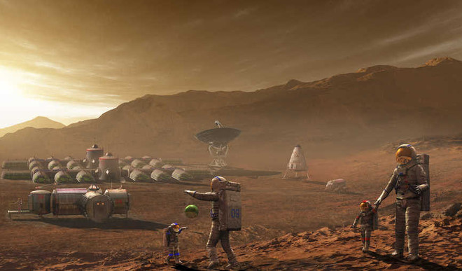 Do Humans Deserve To Colonise Other Planets?