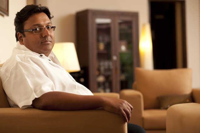 Thrill Writing Needs Vision Says Ashwin Sanghi