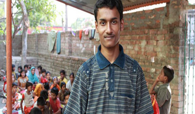 Meet The World's Youngest Headmaster